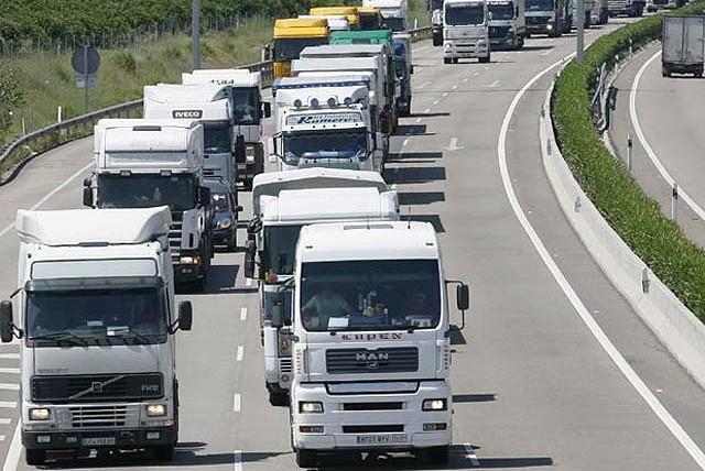 Camioneros demandan mejor protección de sus datos