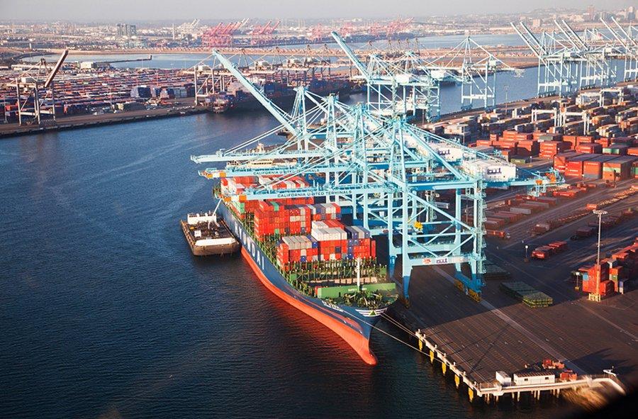 Canal de Panamá influye en la modernización del Puerto de Los Ángeles