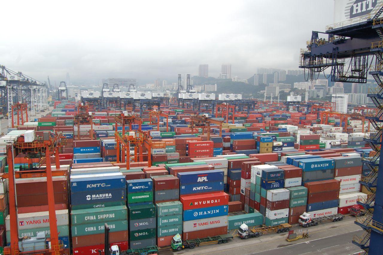 Crece el volumen en los puertos asiáticos