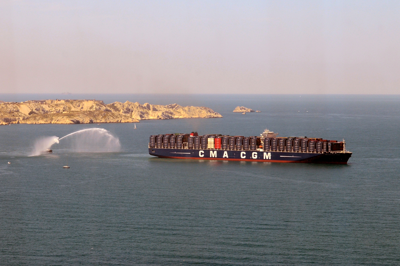 Cruceros a bordo de un buque de carga