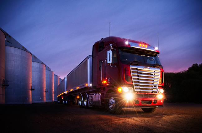 Daimler Trucks's presenta los camiones del futuro