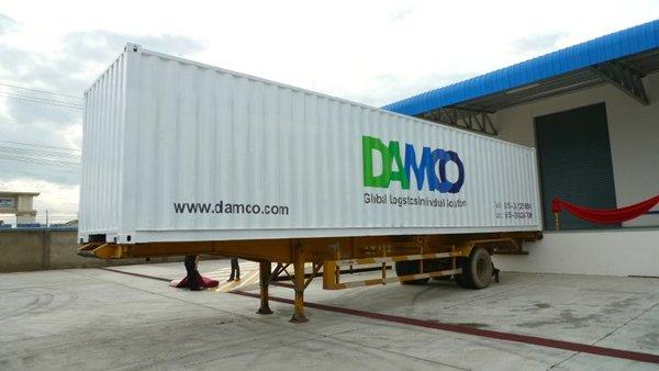 Damco comienza operaciones en Myanmar