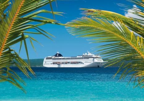 El Caribe sigue siendo el destino más visitado por los cruceros