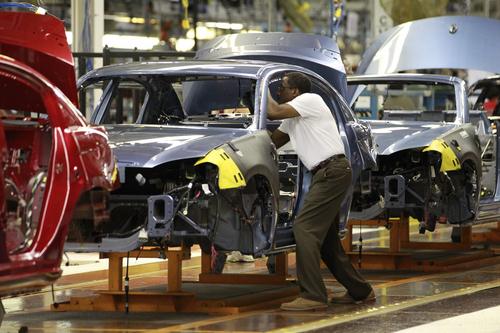 La actividad se mantiene plana en el sector manufacturas