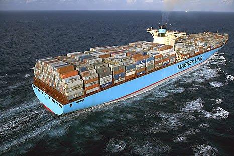 Maersk comienza a instalar el software ShipManager