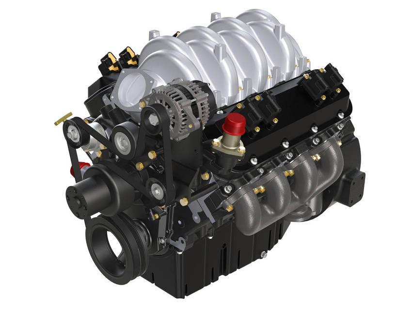 Motores de Power Solutions International son aprobados por la EPA
