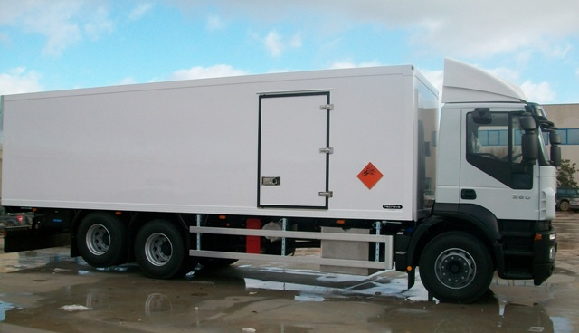 PHMSA propone cambiar normas de transporte de explosivos