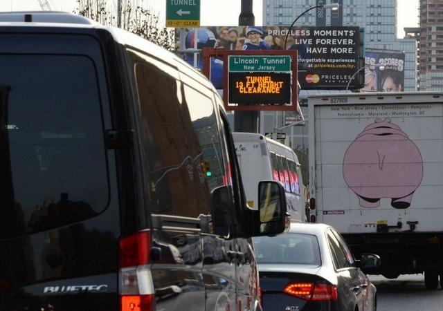 Ponen en marcha proyecto para agilizar el tráfico en Nueva York
