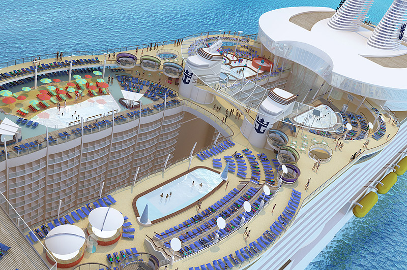 Royal Caribbean International apuesta por Google
