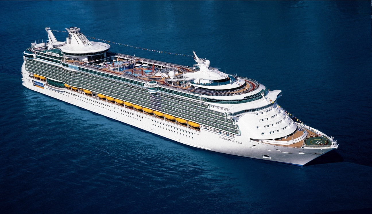 Royal Caribbean aumenta sus beneficios