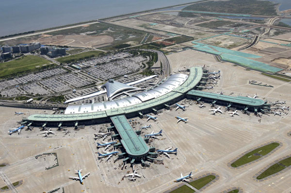 SG Holdings inicia su presencia en el Aeropuerto Incheon Intenational