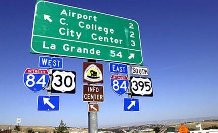 Se retrasa la subida de límites de velocidad en Idaho