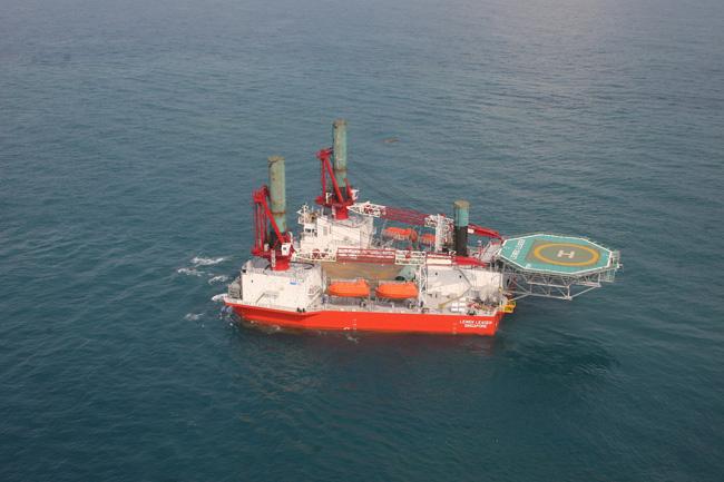 Triyards Holdings entrega su primer BH 450