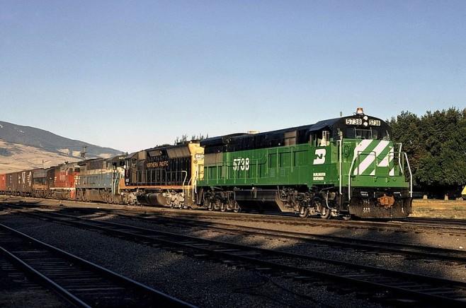 UPS amplía su servicio de transporte por ferrocarril