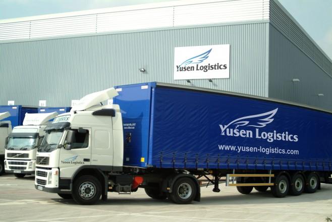 Yusen Logistics desarrolla un nuevo sistema de suspensión para camiones