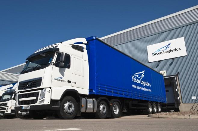 Yusen Logistics mejora sus instalaciones en China