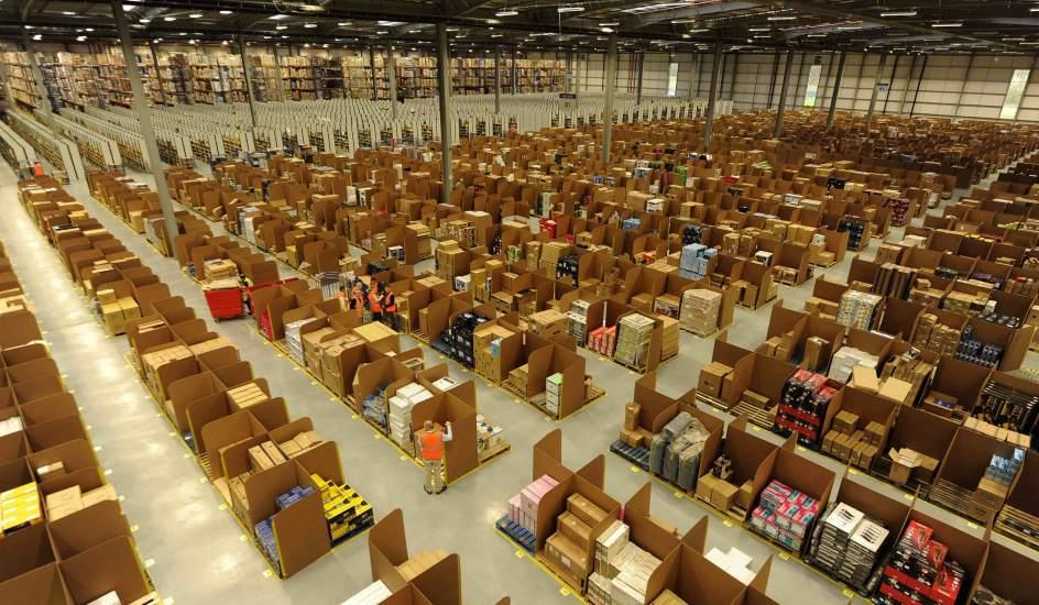 Amazon tendrá un nuevo centro de cumplimiento en California