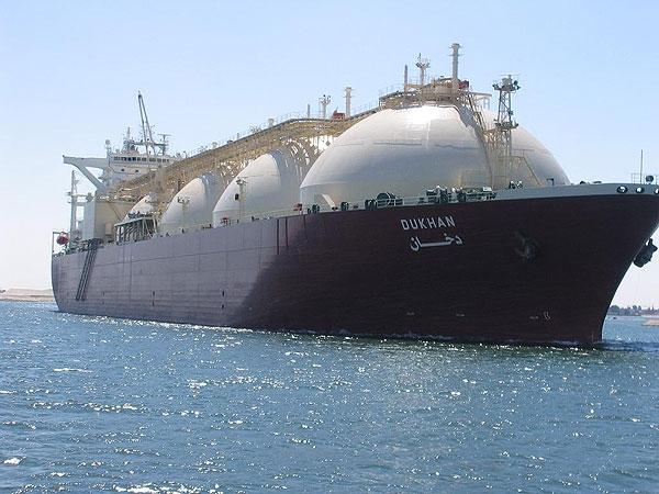 China construirá nuevos buques de GNL
