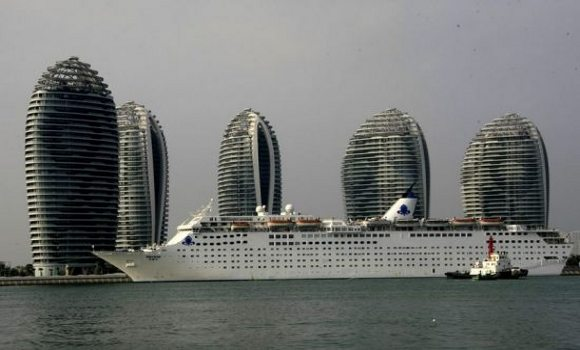 China podría convertirse en el mayor mercado de cruceros