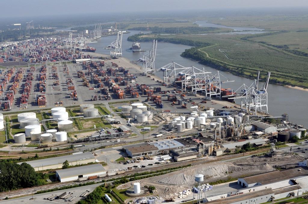 El Puerto de Savannah recibirá más importaciones
