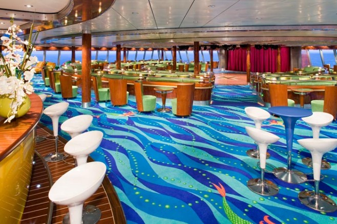 El interiorismo gana protagonismo en los cruceros