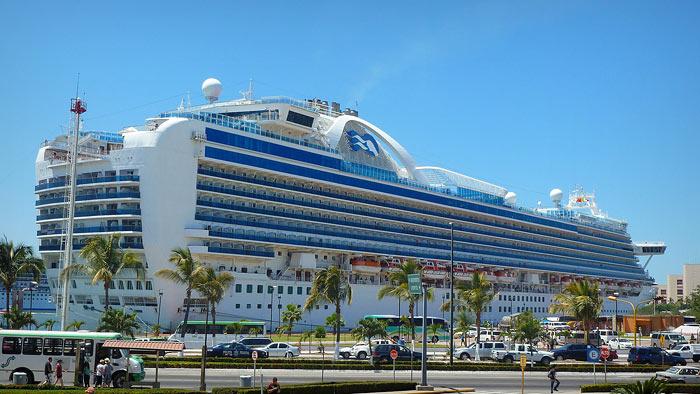 El nuevo barco de Princess Cruises navegará por México