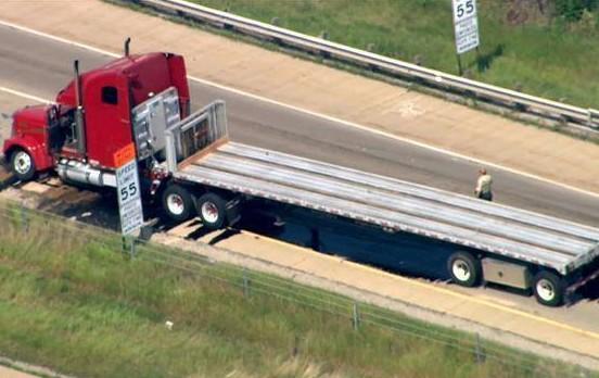 FMCSA suspende la licencia de una empresa de transporte