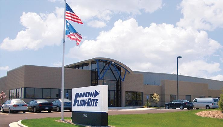 Flow-Rite Controls amplía sus instalaciones en Byron