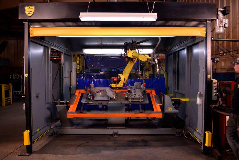 Frommelt Safety cambia su denominación por Rite-Hite Machine Guarding