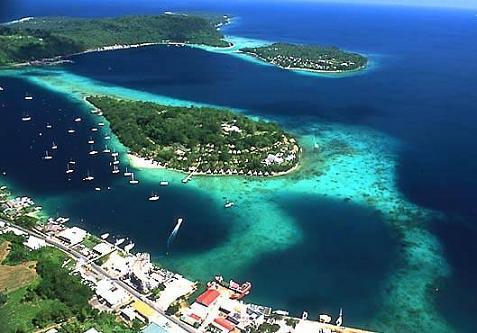 Islas Salomón quieren ser destino de cruceros