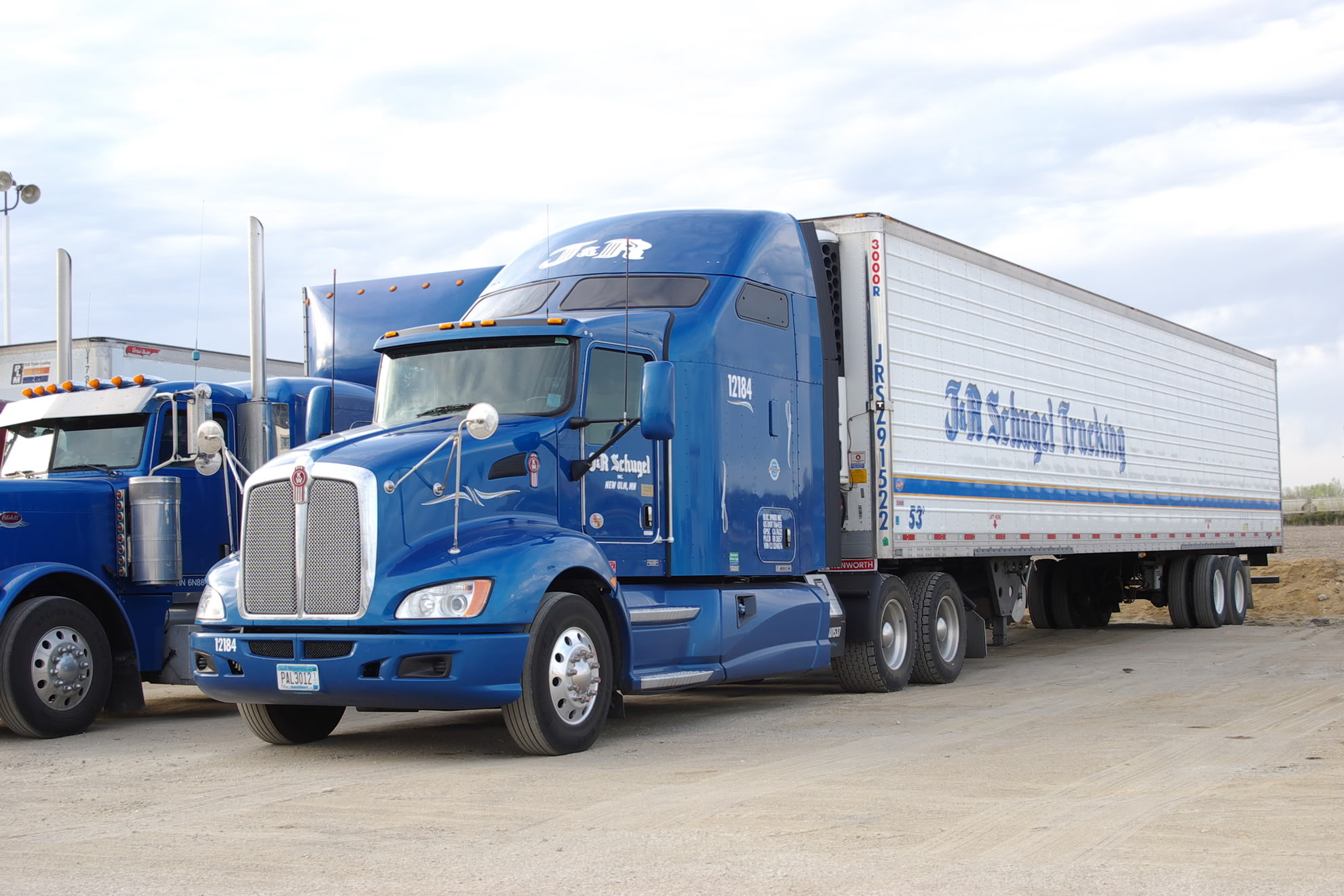 J&R Schugel Trucking se queda con la flota de Kraft