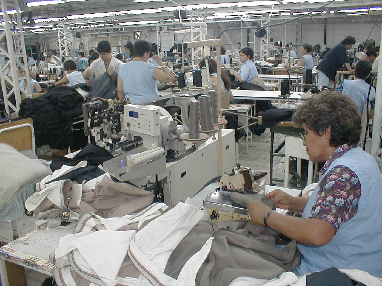 Las manufacturas crecen en julio