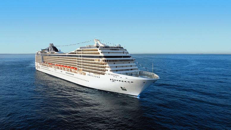 MSC Cruceros prepara su Gran Voyage