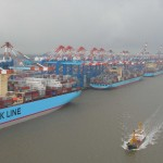 Maersk se prepara para usar el Canal de Panamá