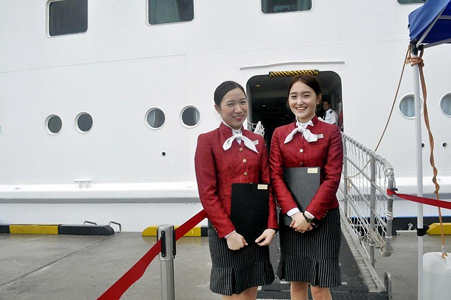 NANTA actuará en los barcos de Start Cruises
