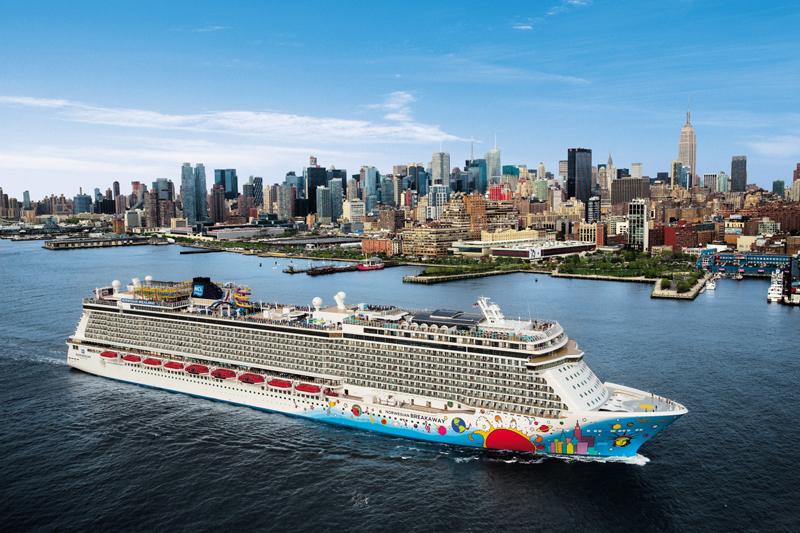 Norwegian vuelve a ser la mejor compañía de cruceros de Europa