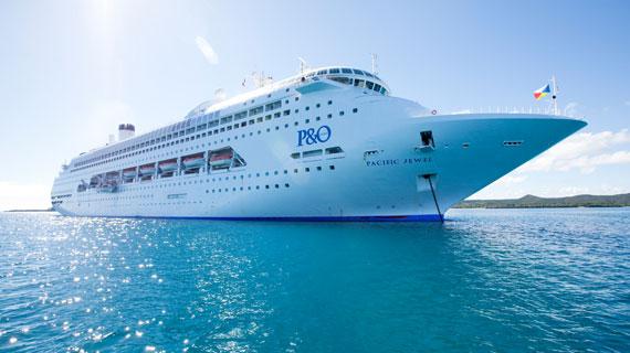 P&O Cruises realizará rutas por Asia