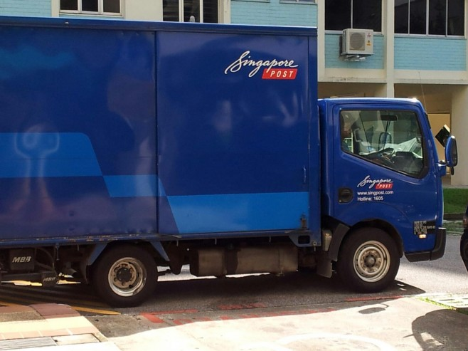 Singapore Post aumenta sus ingresos