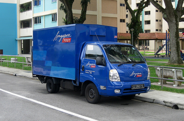 Singapore Post compra FS Mackenzie
