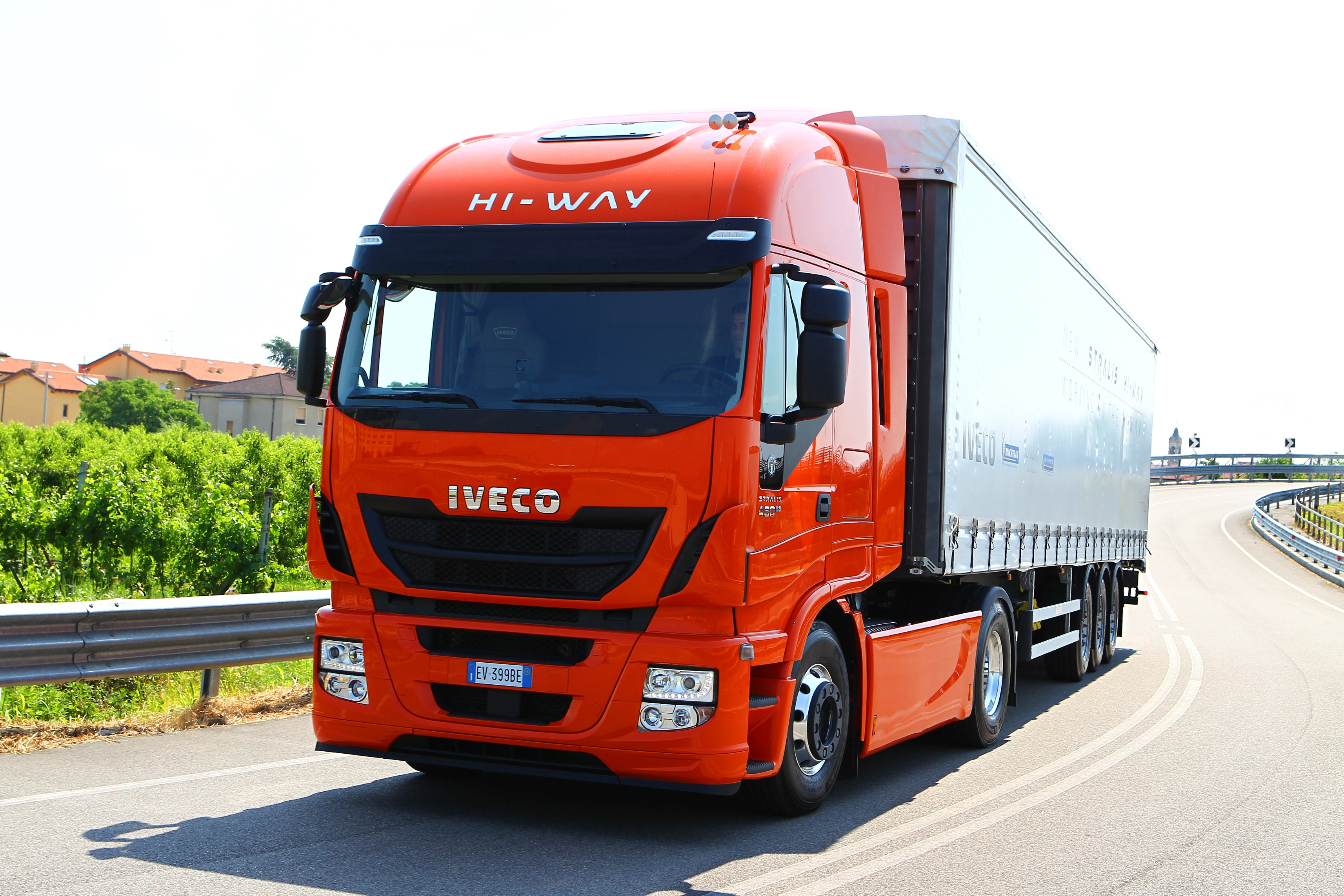 Stralis Efficiency Package