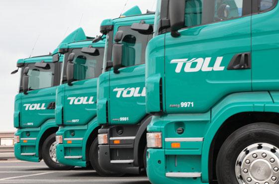Toll Group abre su nueva terminal de carga en Tasmania