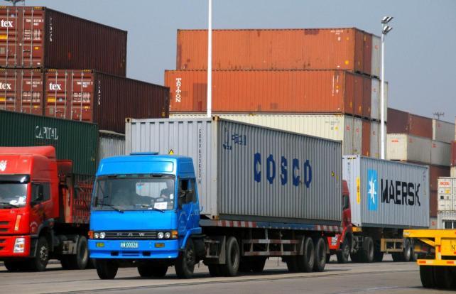 Volumen de carga por carretera aumenta en julio