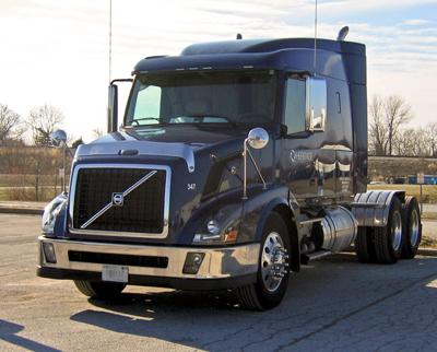 Volvo Trucks mejorará la eficiencia de sus cabezas tractoras