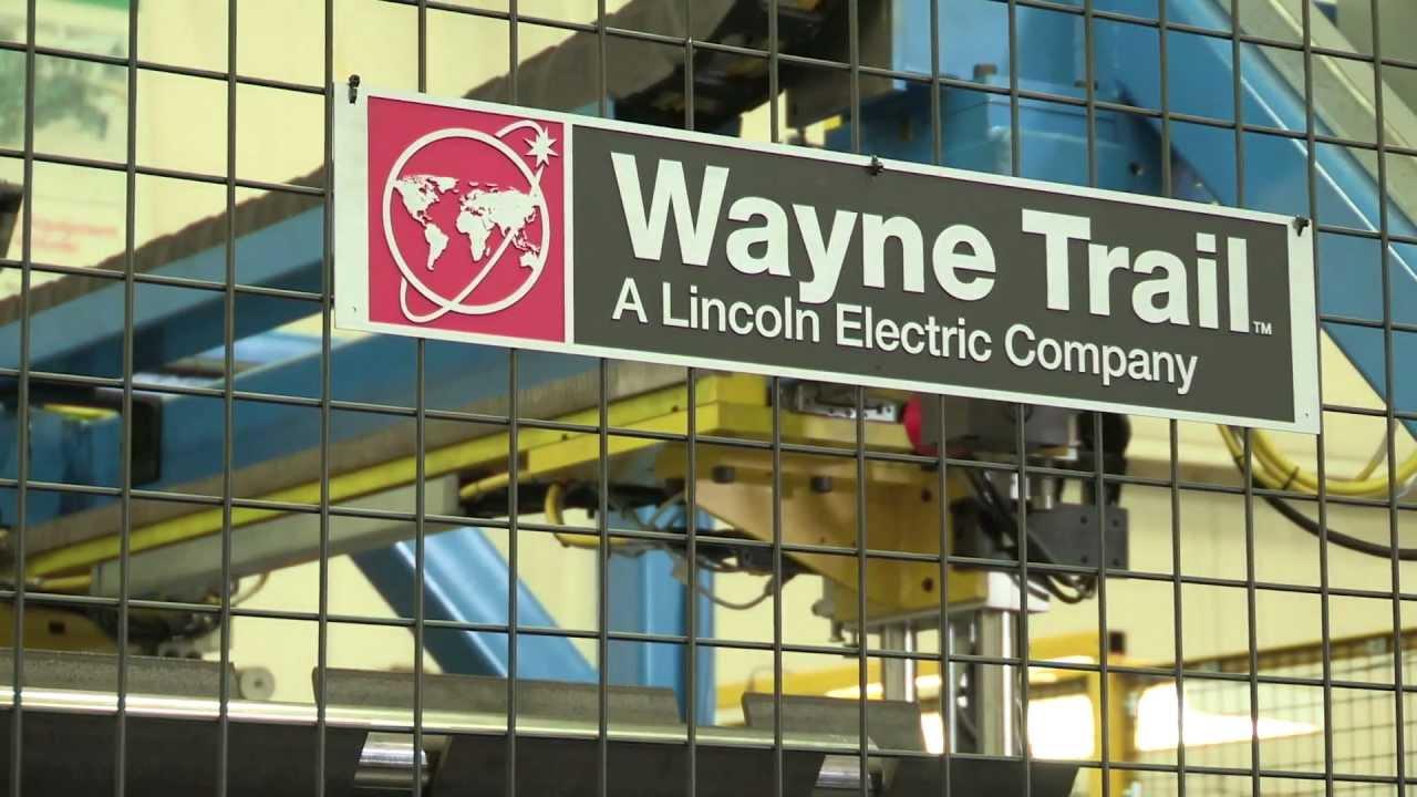 Wayne Trail obtiene la certificación Certified Robot Integrator