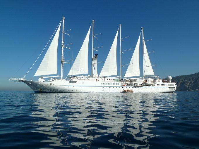 Windstar Cruises lanza sus rutas por Asia y Arabia