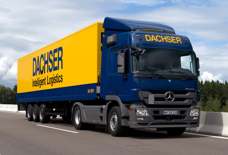 dachser-camion