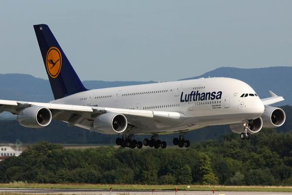 lufthansa-avion