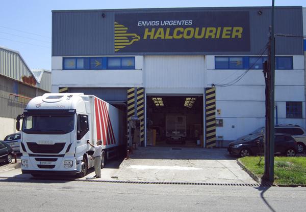 sede JC Courier Galicia