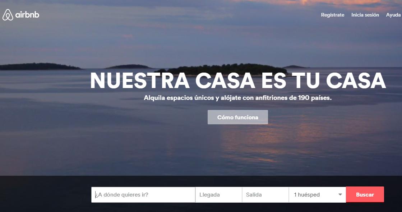 Airbnb-pagina-web