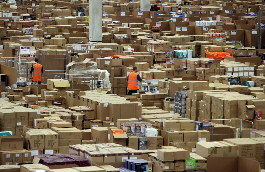 Amazon y Patel Logistics firman un acuerdo de colaboración